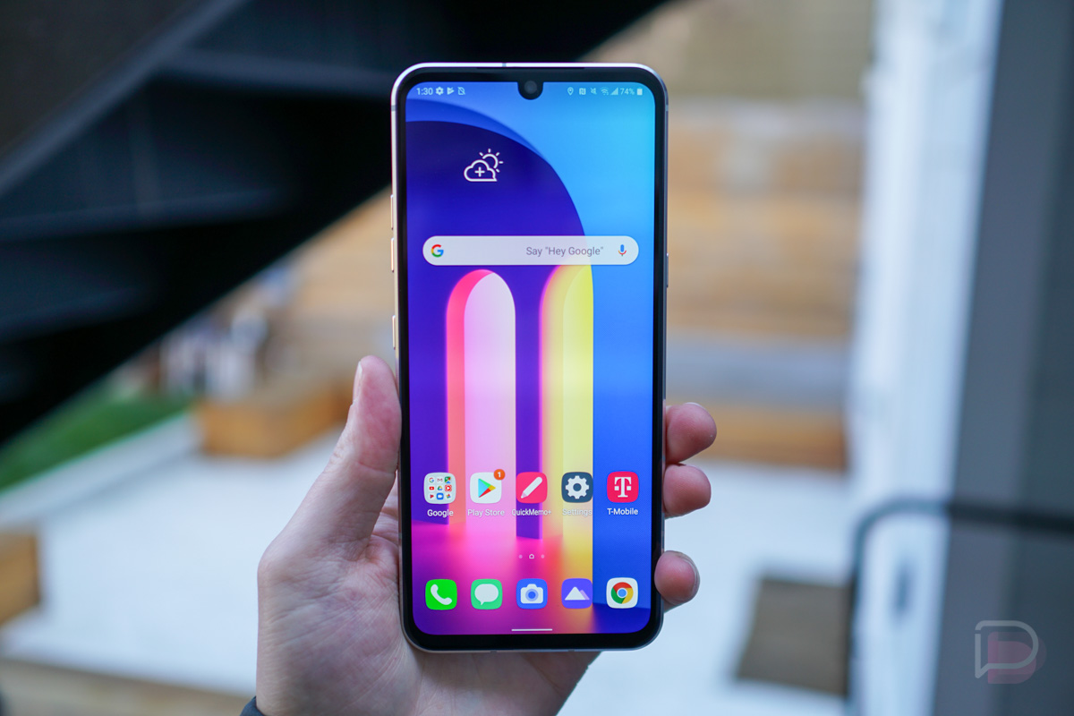 LG's new V60 ThinQ 5G sticks with that weird second screen