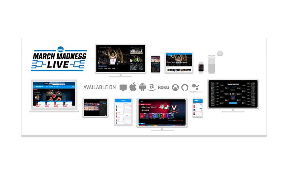 March Madness Android TV