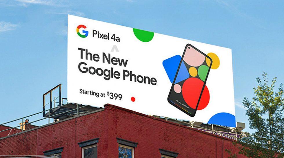 Pixel 4a Price