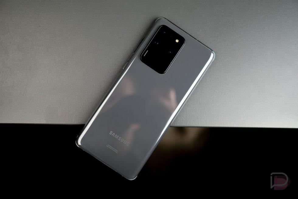 Verizon Galaxy S20 Ultra, Galaxy S20+ Receive April Patch and Camera Improvements