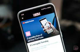 T-Mobile Tuesday Free YouTube