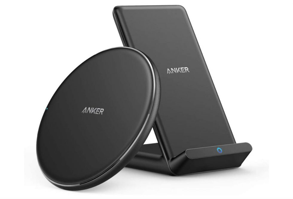 DEAL: ANKER Hosting Sale on Ton of Wireless Chargers, Low as $9