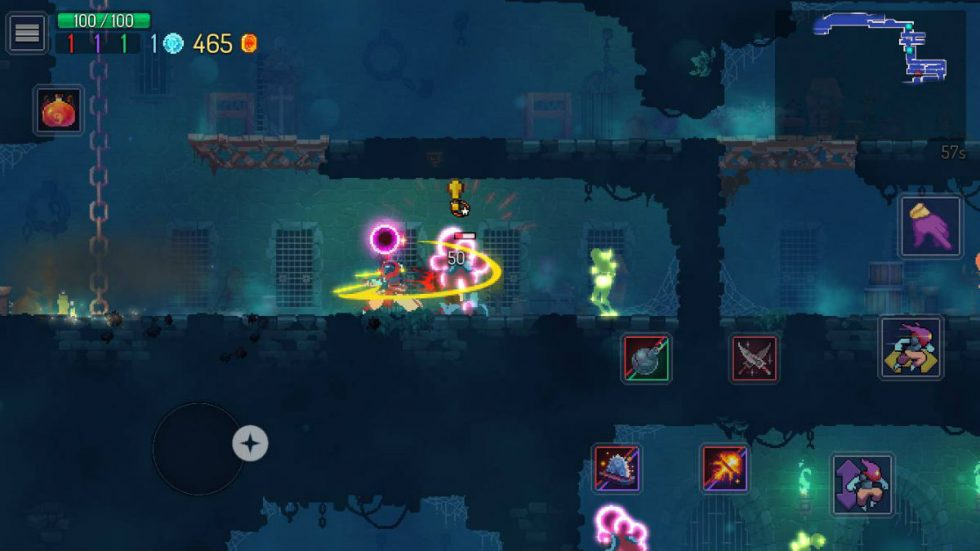 After Becoming a Hit on iOS, Dead Cells Coming to Android on June 3