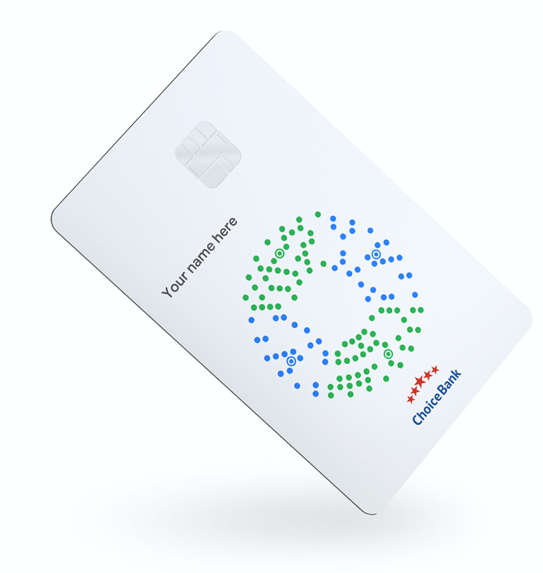 Google Pay Card