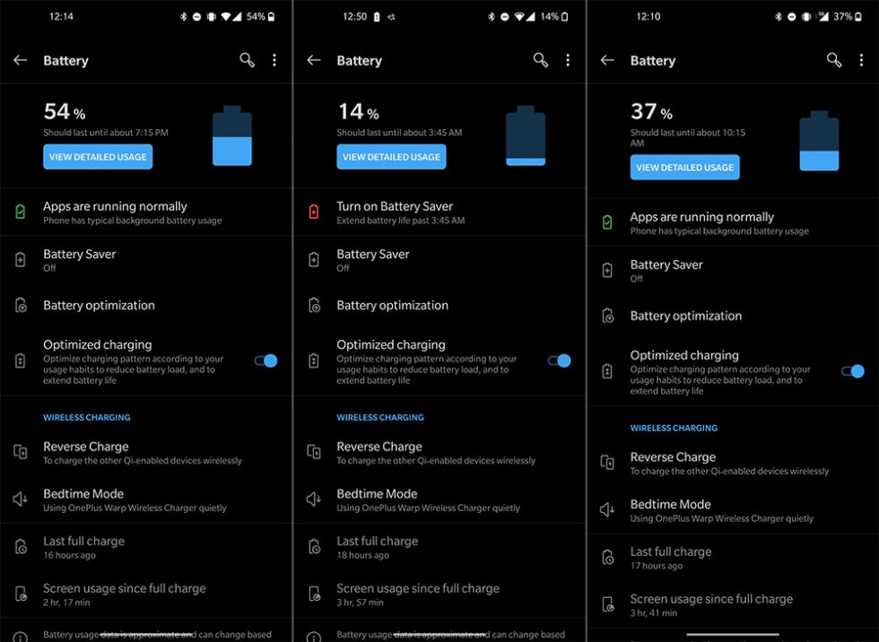 OnePlus 8 Pro Battery Life