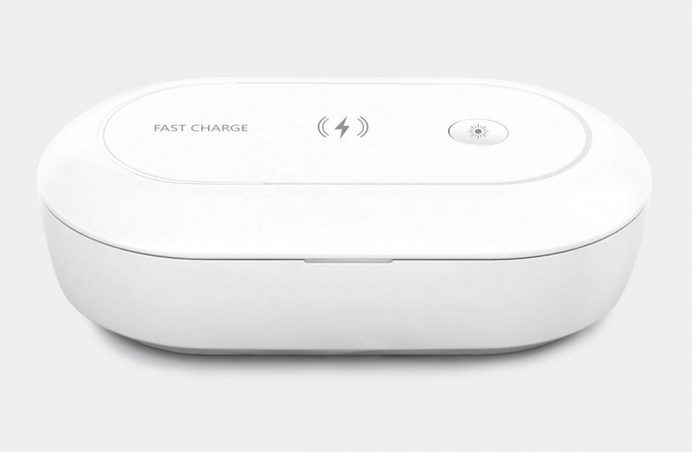 Totallee Launches $99 UV Phone Sanitizer (Doubles as Wireless Charger) Pre-Order, Ships Mid-April