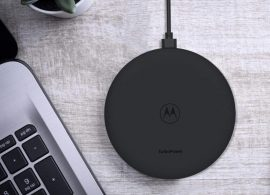 Motorola 15W Wireless Charger