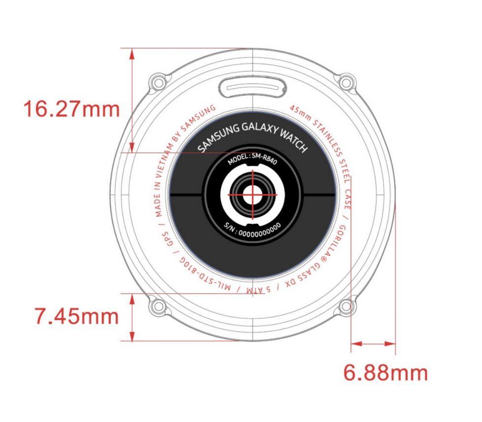 Galaxy Watch SM-R840