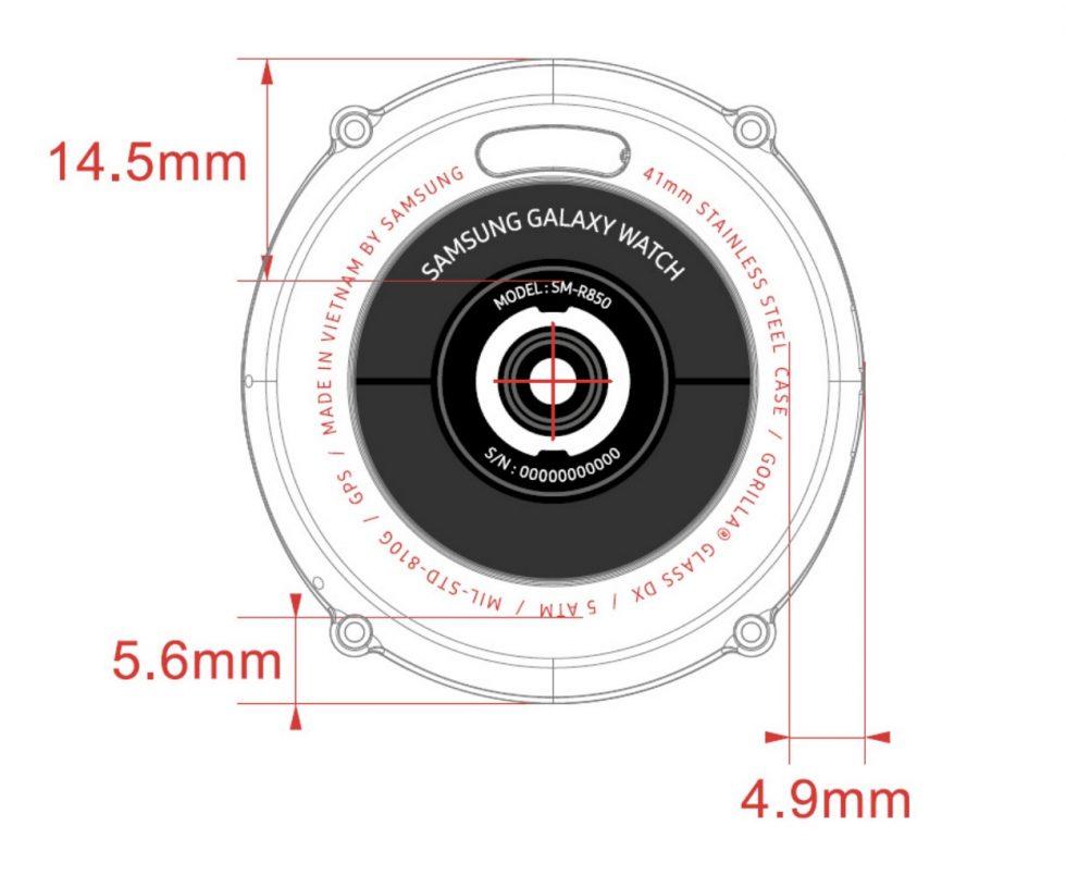Galaxy Watch SM-R850