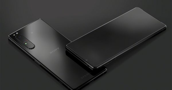 Sony's $1200 Phone Finally Gets a Release Date thumbnail