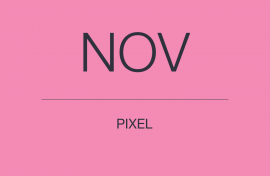 NOVEMBER PIXEL UPDATE