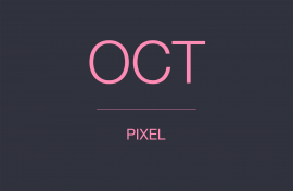 OCTOBER PIXEL UPDATE