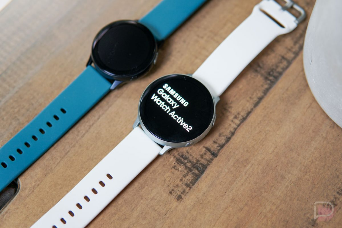 Samsung Galaxy Watch Active 2 6