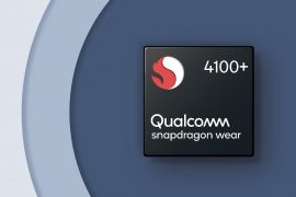 Snapdragon Wear 4100+ Platform
