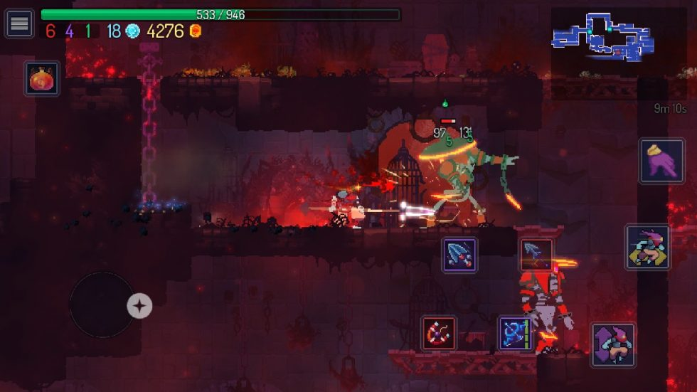 Hurry, Dead Cells Now on Android for $9!