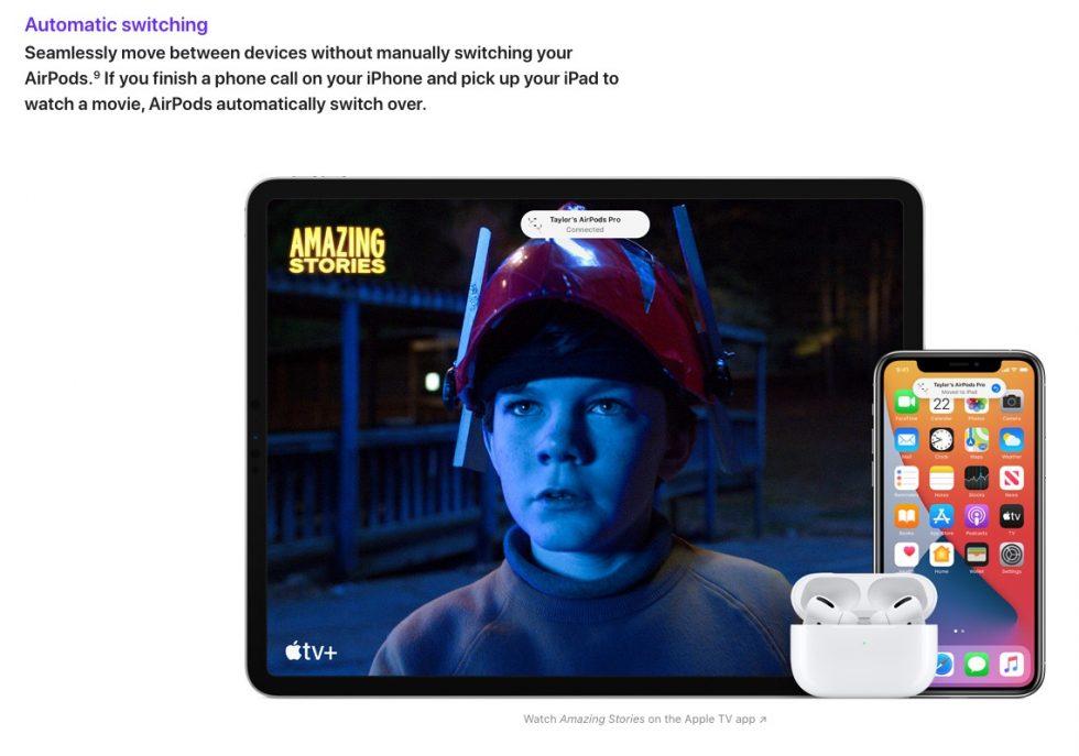 iOS 14 Audio Switching