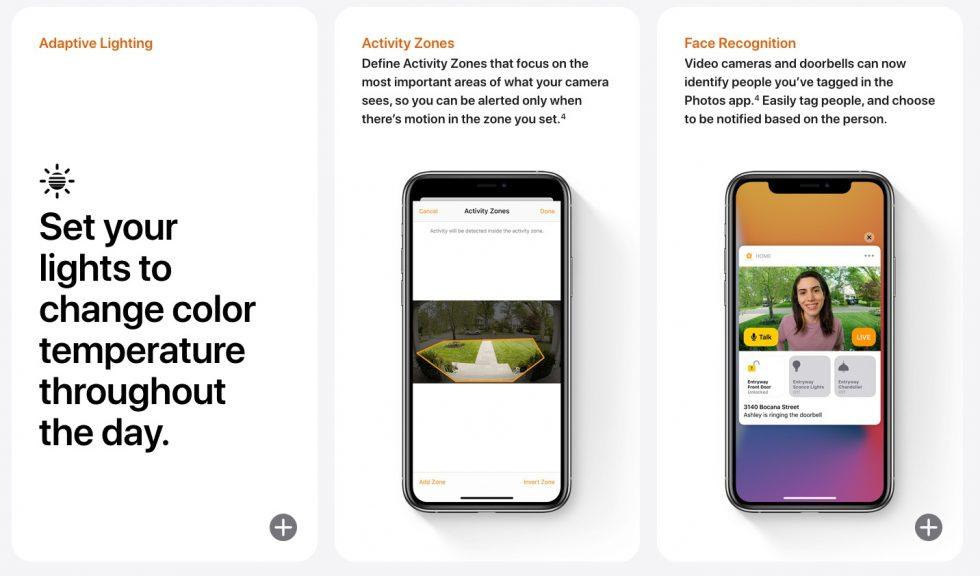 iOS 14 Homekit