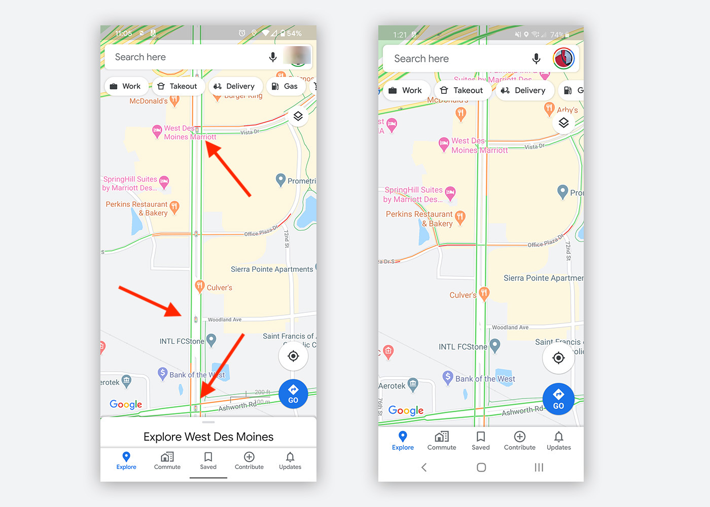 Google Maps May Soon Show Traffic Lights