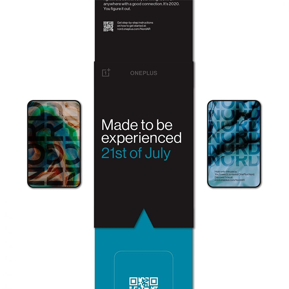 OnePlus Nord AR Invite