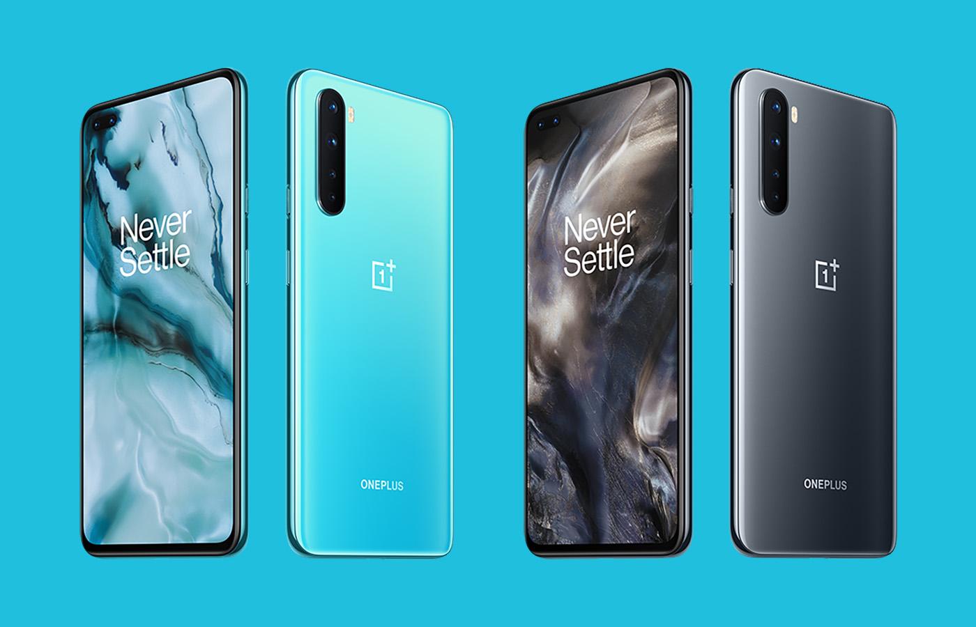 OnePlus Nord – 8GB/128GB Blue
