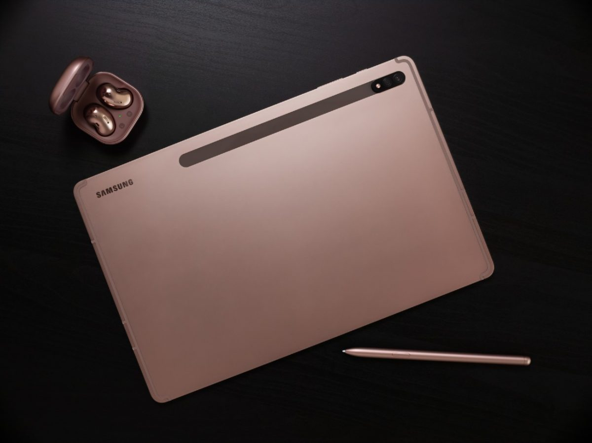 Galaxy Tab S7 Plus 1