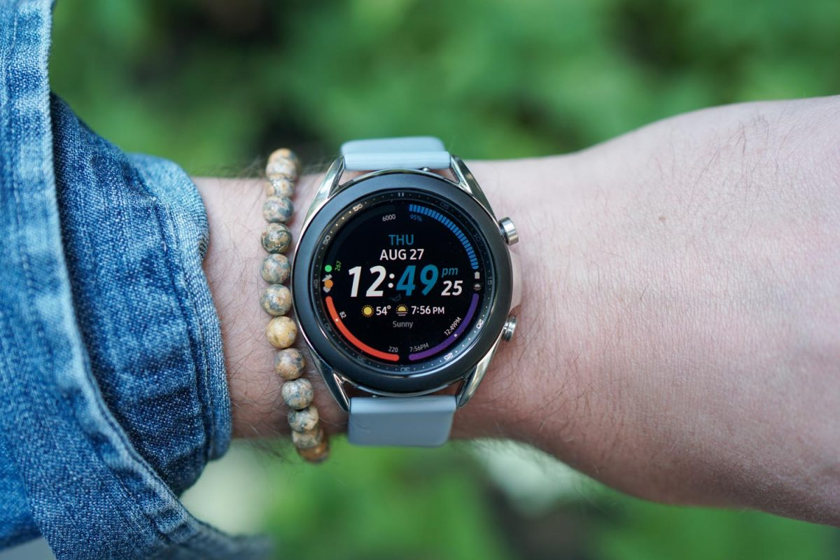 Galaxy Watch 3 Review 12