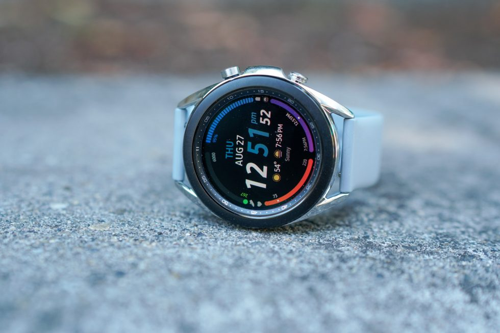 Galaxy Watch 3 Review