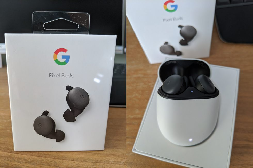 Google Pixel Buds 2 Almost Black