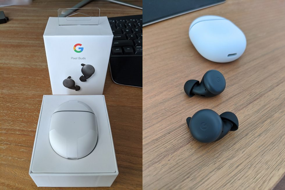 "Pixel Buds 2 in ""Almost Black"" Shipped to Some Folks This Week"