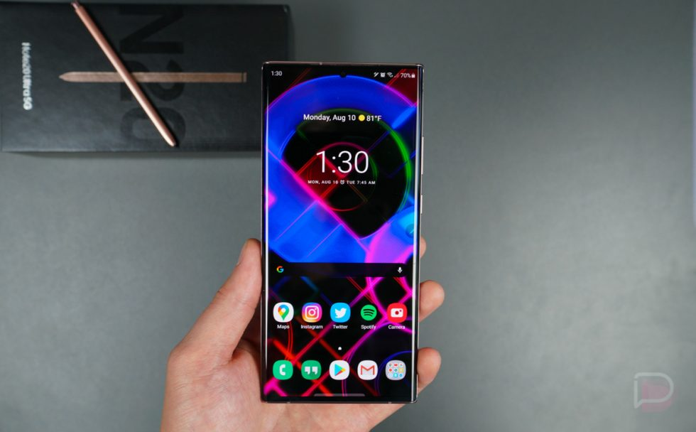 Galaxy Note 20 Ultra First 10 Things To Do