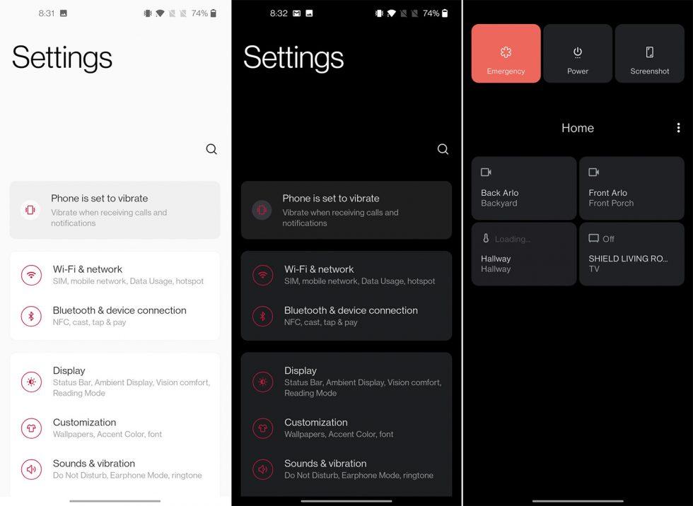 OnePlus 8 Pro Android 11 Tour