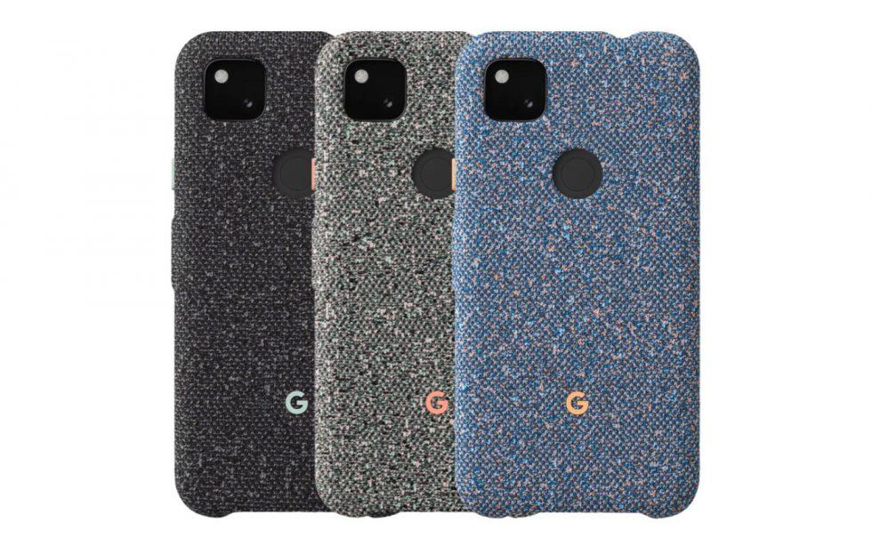 Pixel 4a Fabric Case