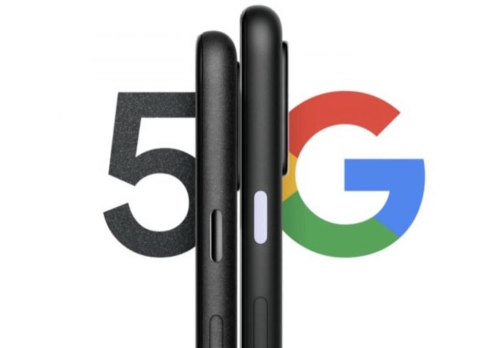 Pixel 4a 5G, Pixel 5