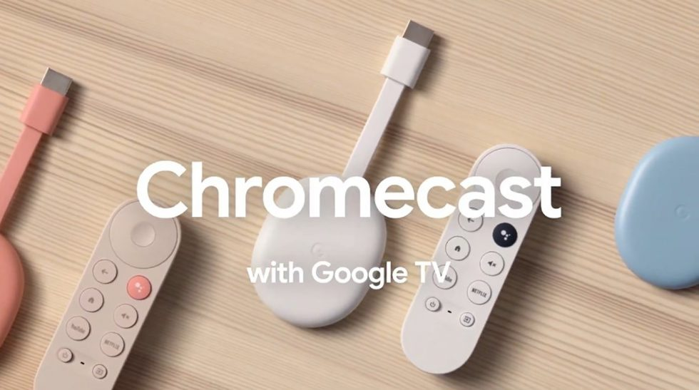 Chromecast with Google TV Price Release Date