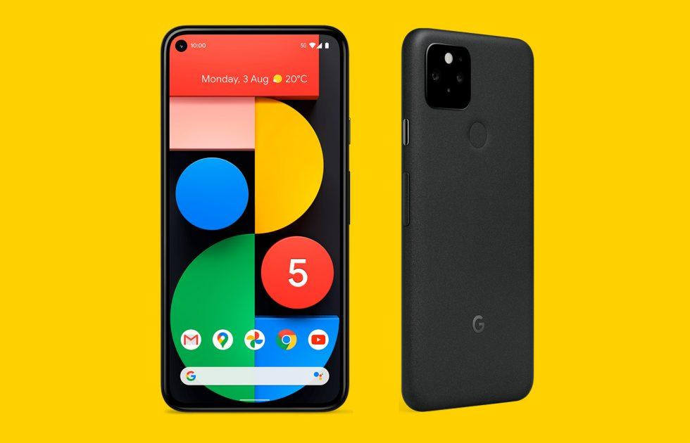 Google Pixel 5 Black