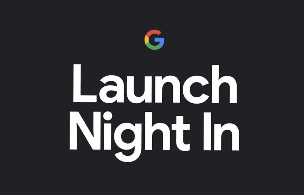 Google Pixel 5 Event Time
