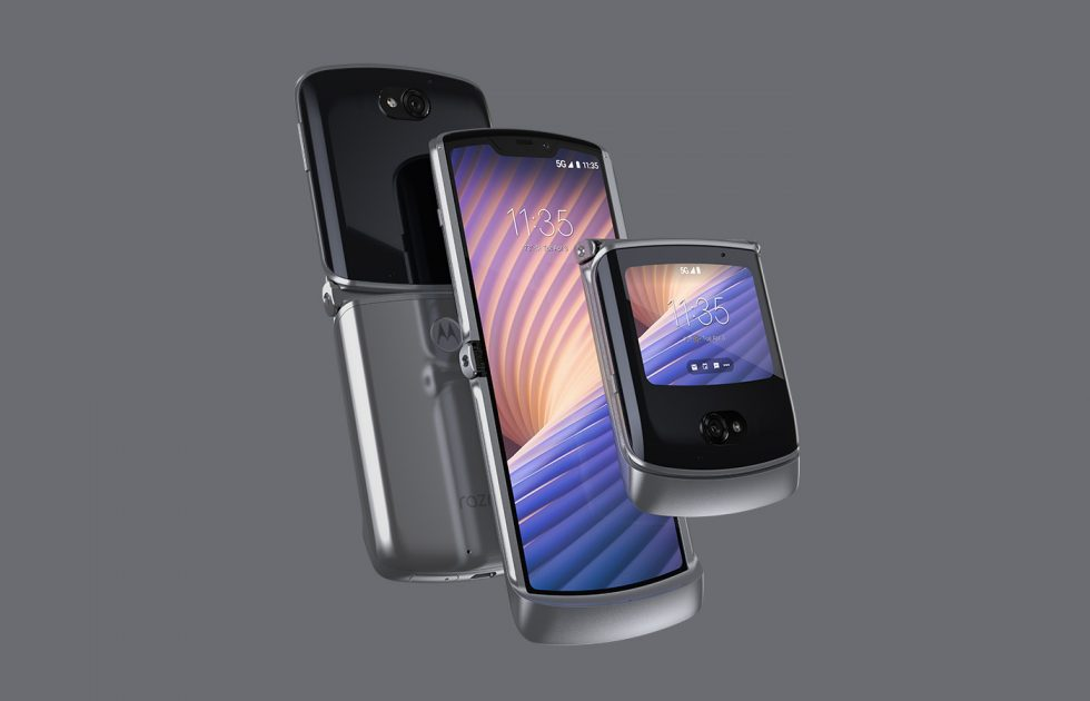 New Motorola Razr