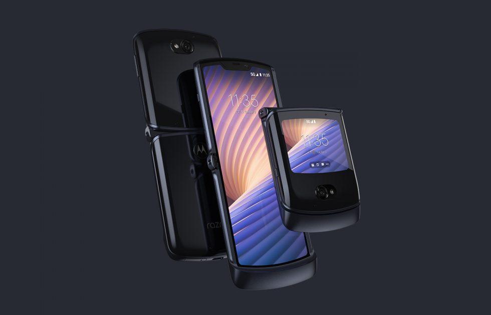 Nouveau Motorola Razr