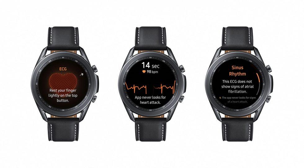 Samsung Watch ECG