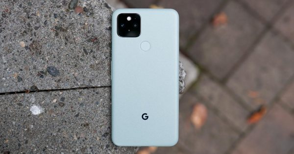 Google Pixel 5 Review: Simple Kind of Works