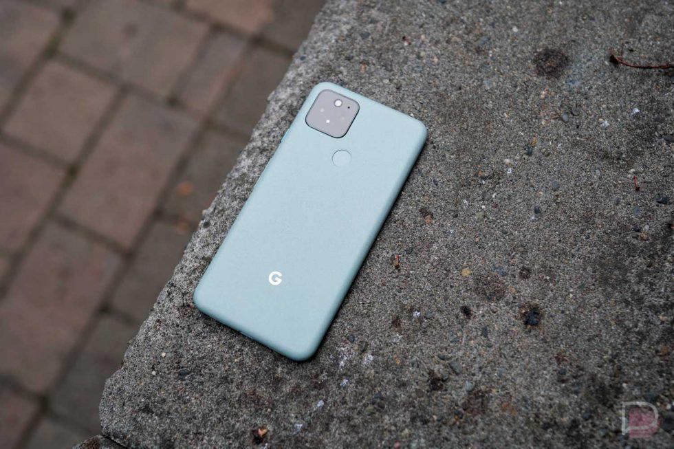 Google Pixel 5 Black Friday Price Revealed