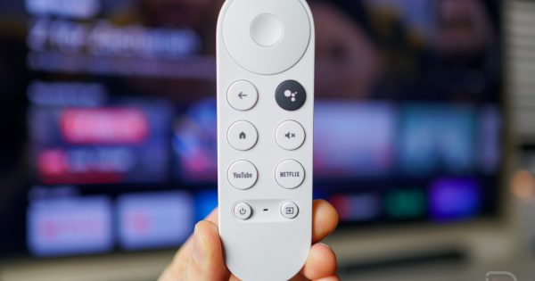 Remote Control Coming to Google TV App - Droid Life