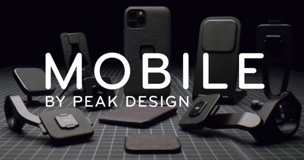 Peak Design Made a Bunch of Sweet Phone Mounts and Accessories