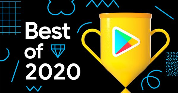 Here are Google Play's Best Apps, Games, Movies, and Books of 2020