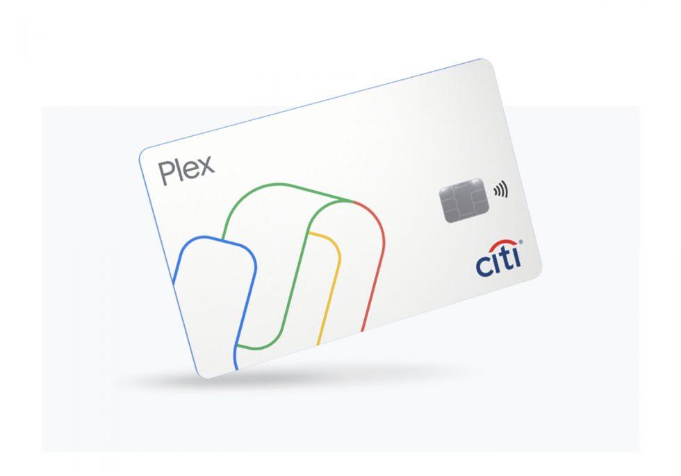 Google Plex Card