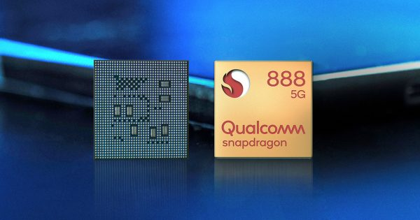 Snapdragon 888 is Qualcomm's Next High-End Chipset