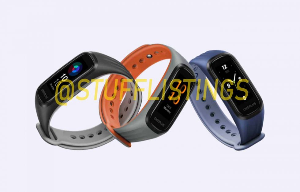 OnePlus Fitness Band