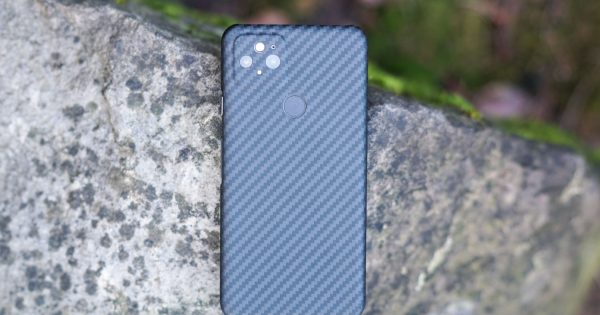 I Bought the Pixel 5 Latercase and Kind of Like It