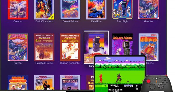 Plex Arcade Brings Classic Atari Goodness to Most Screens for Small Monthly Fee