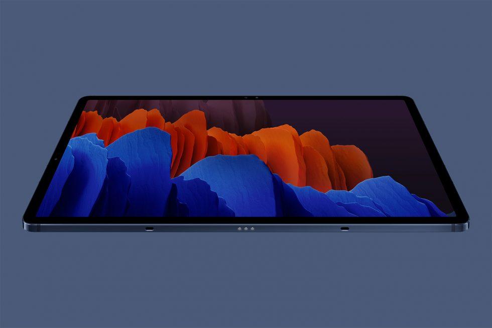 Galaxy Tab S7+ Blue